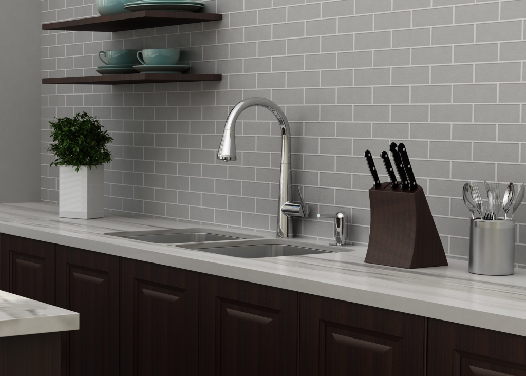 Water-Saving Pull-Down Faucets