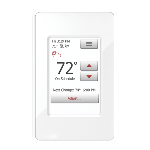 Wi-Fi Controlled Floor Heating System