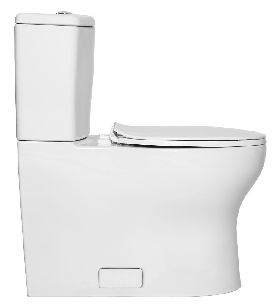 Phantom Stealth Toilet