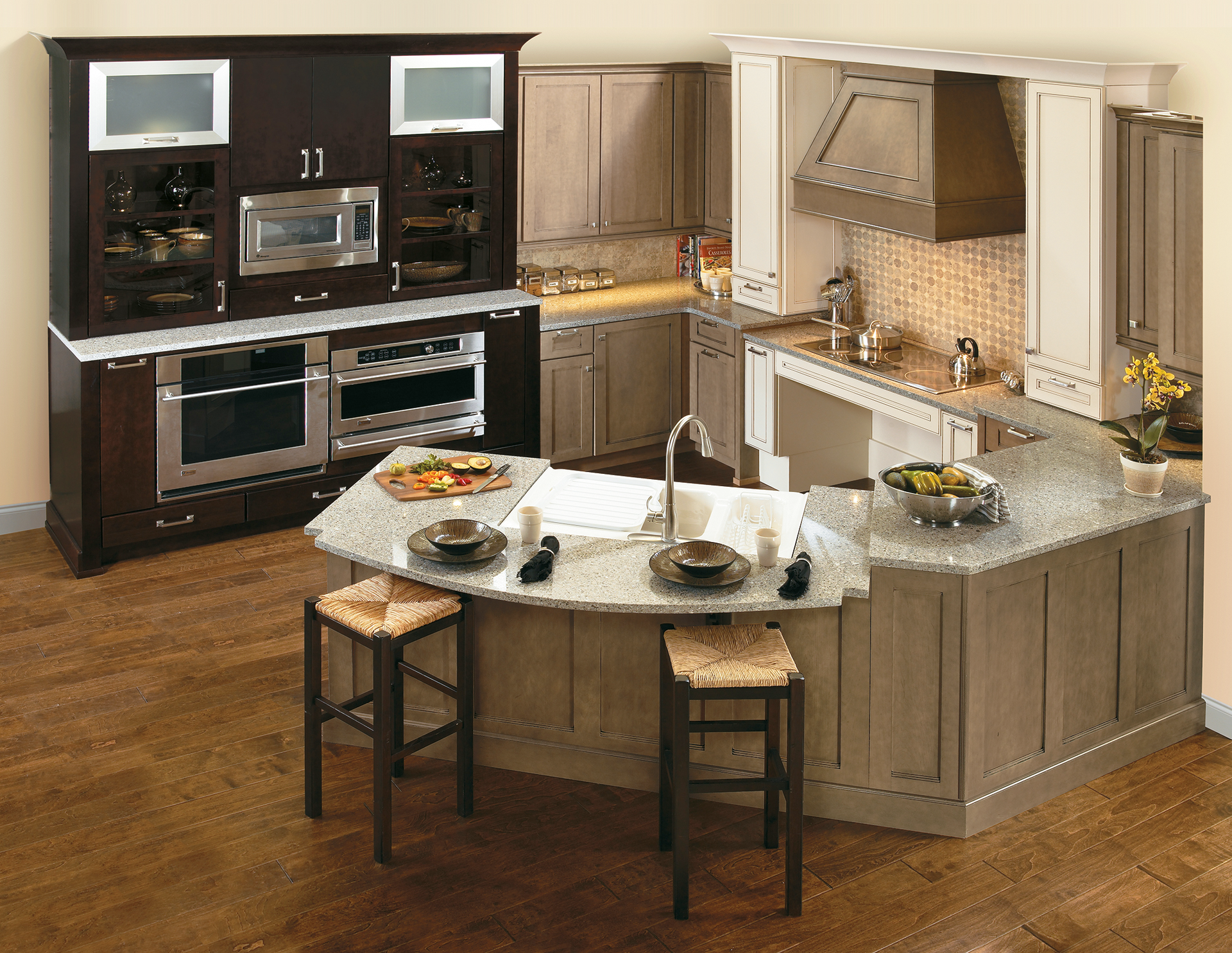 New Ideas for Aging in Place and UD   Kitchen & Bath Design News