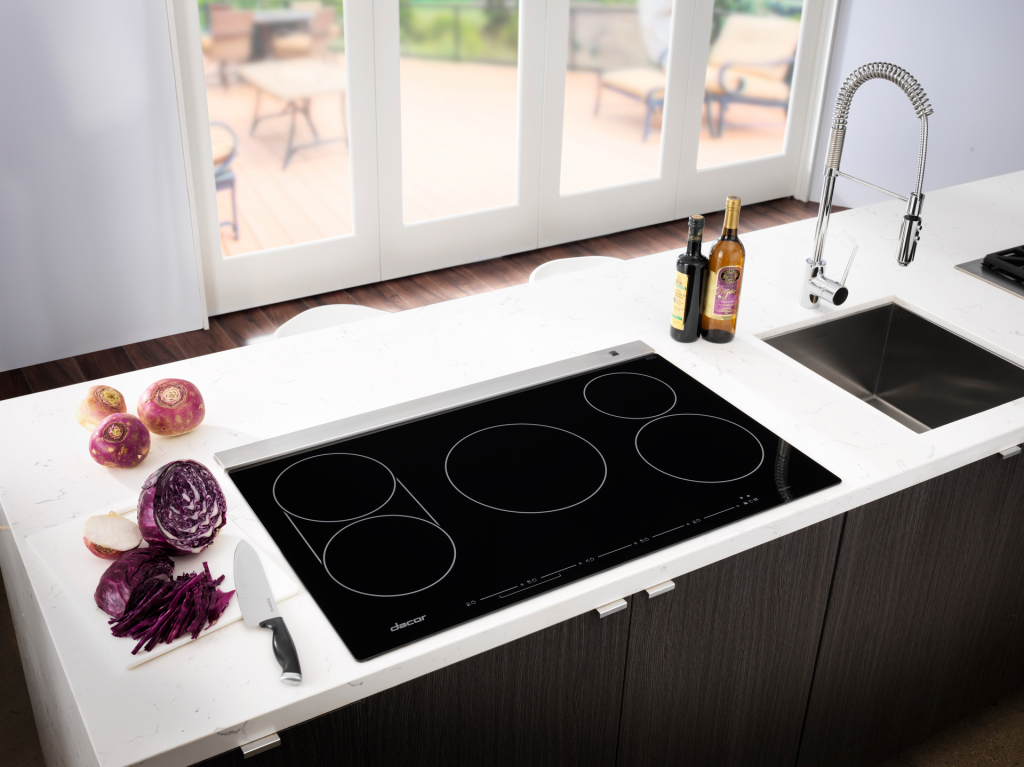 TouchTop Induction Cooktop