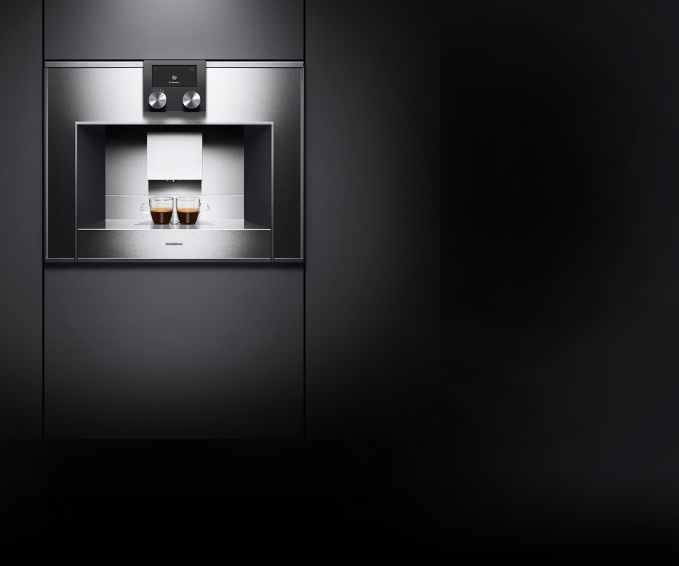 Built-In Espresso Machine