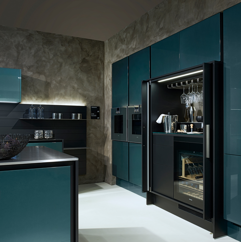 Lacquer Cabinets