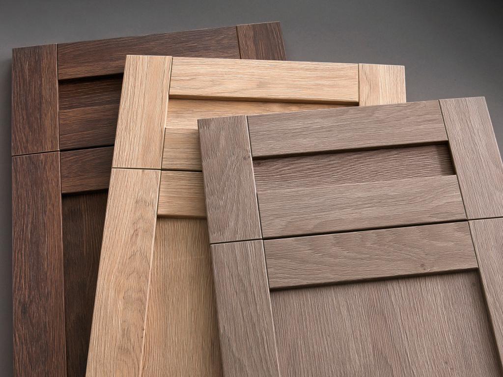 Textured Cabinet Doors