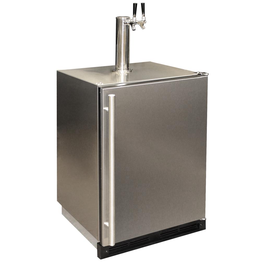 Keg Refrigerator & Tap