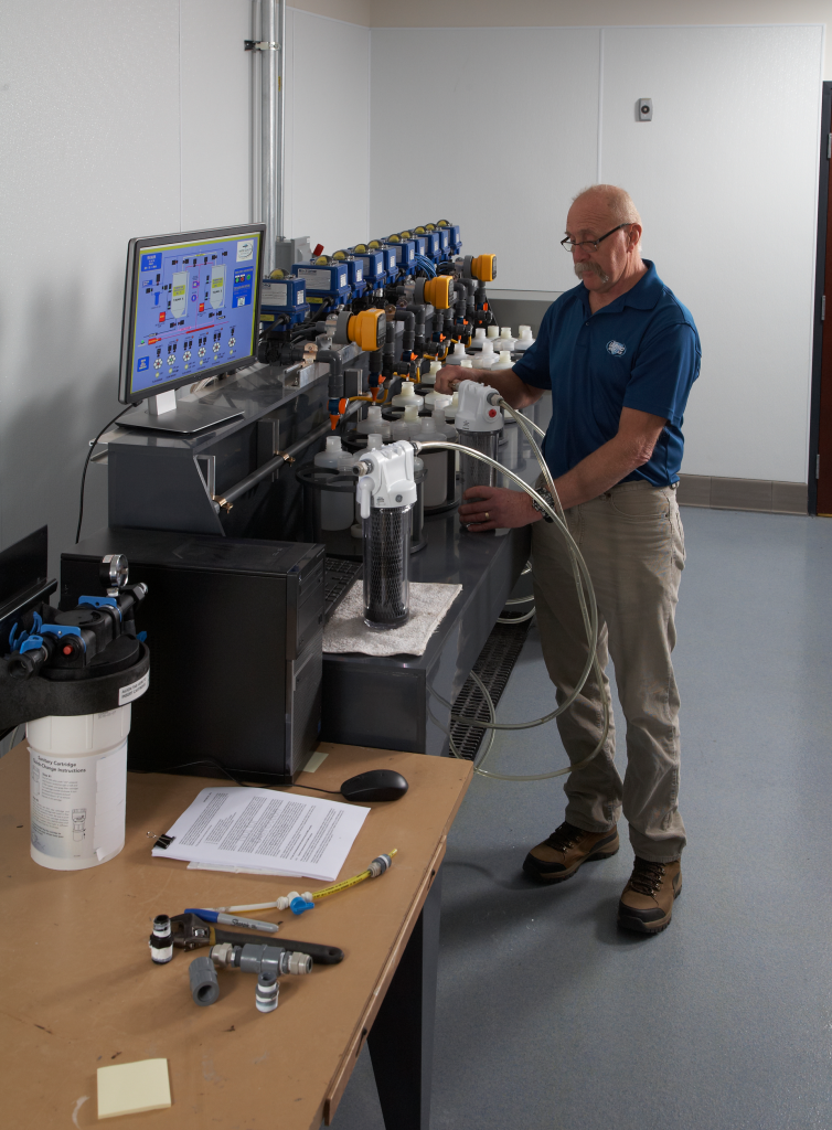 Water Systems Testing