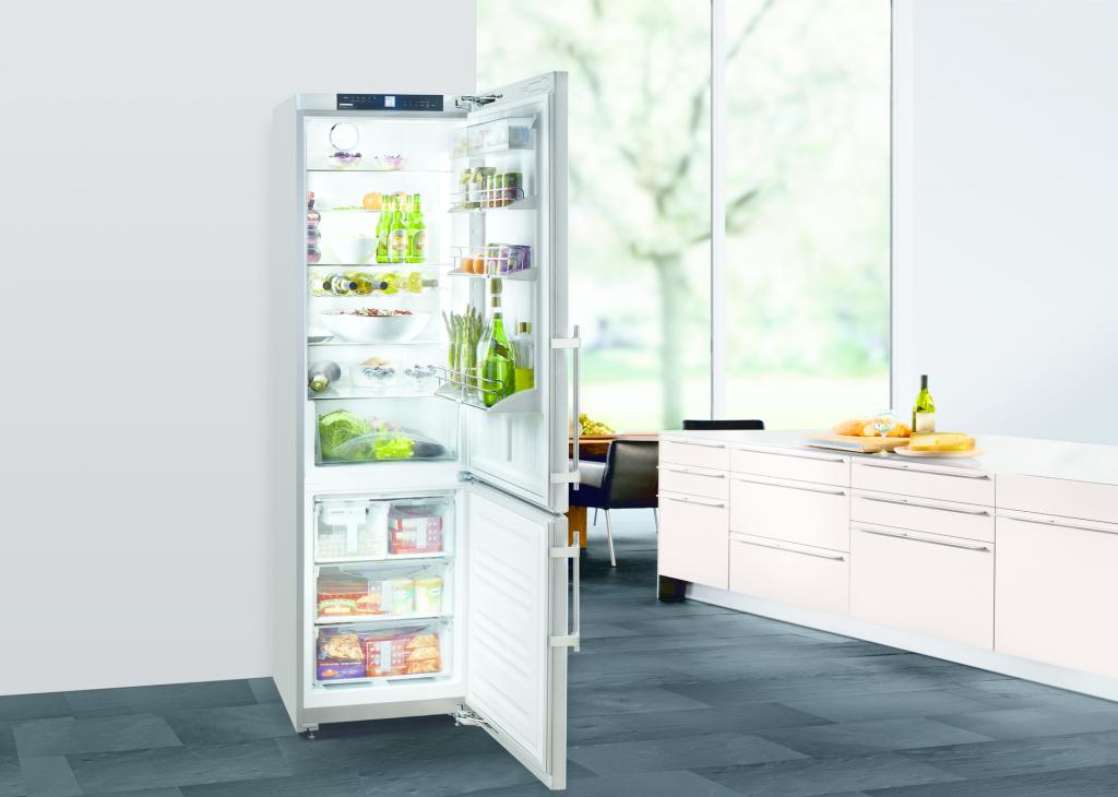 Refrigerator Freezer Tower