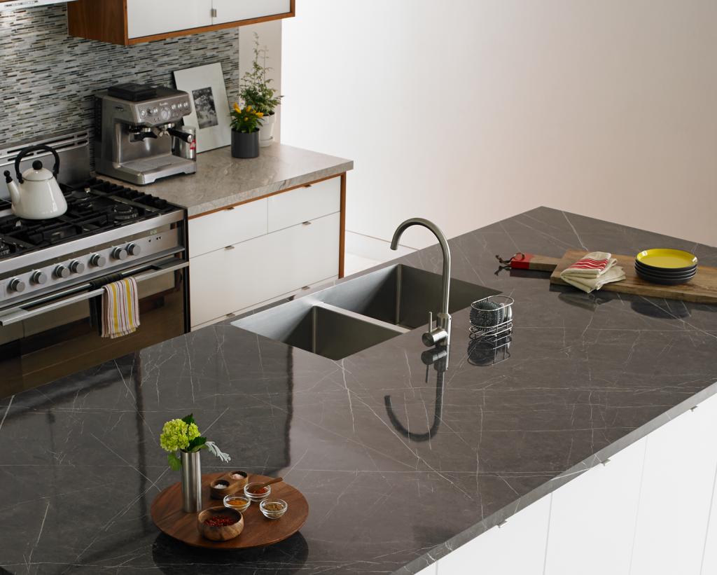 Seamless Undermount Kitchen Sink