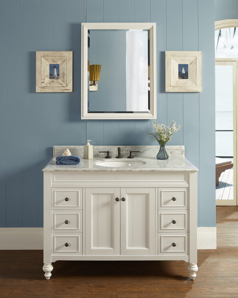Cottage Style Vanity
