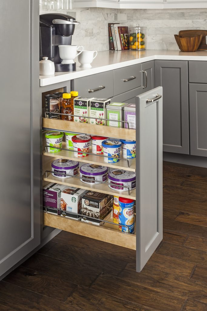 No Wiggle Cabinet Pullout
