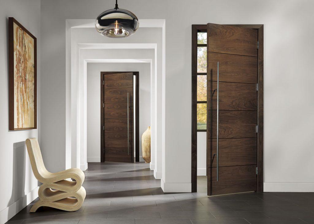 Customizable door series furthers modern design