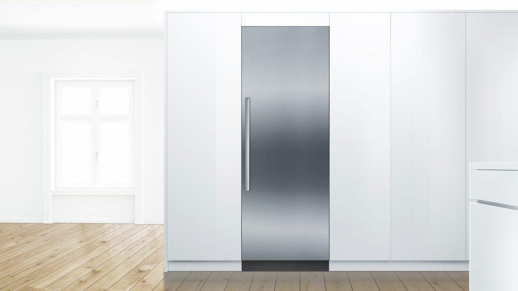Custom Panel Single Door Refrigerator