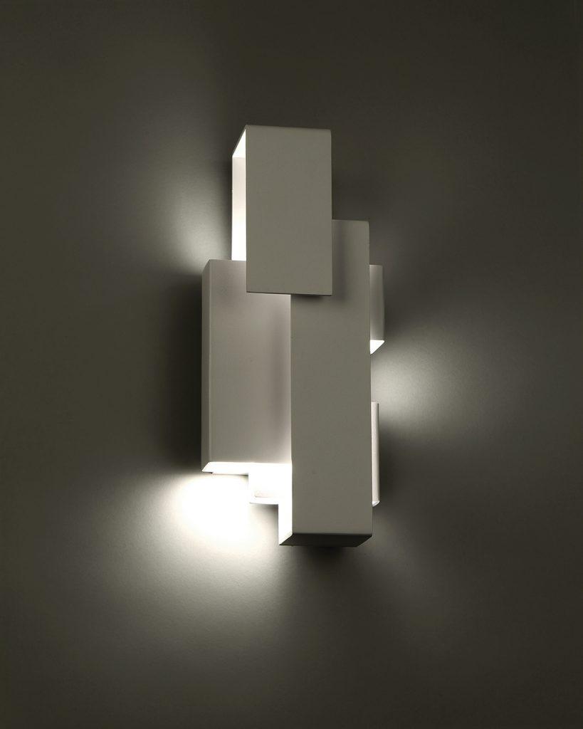 Escher LED Wall Sconce