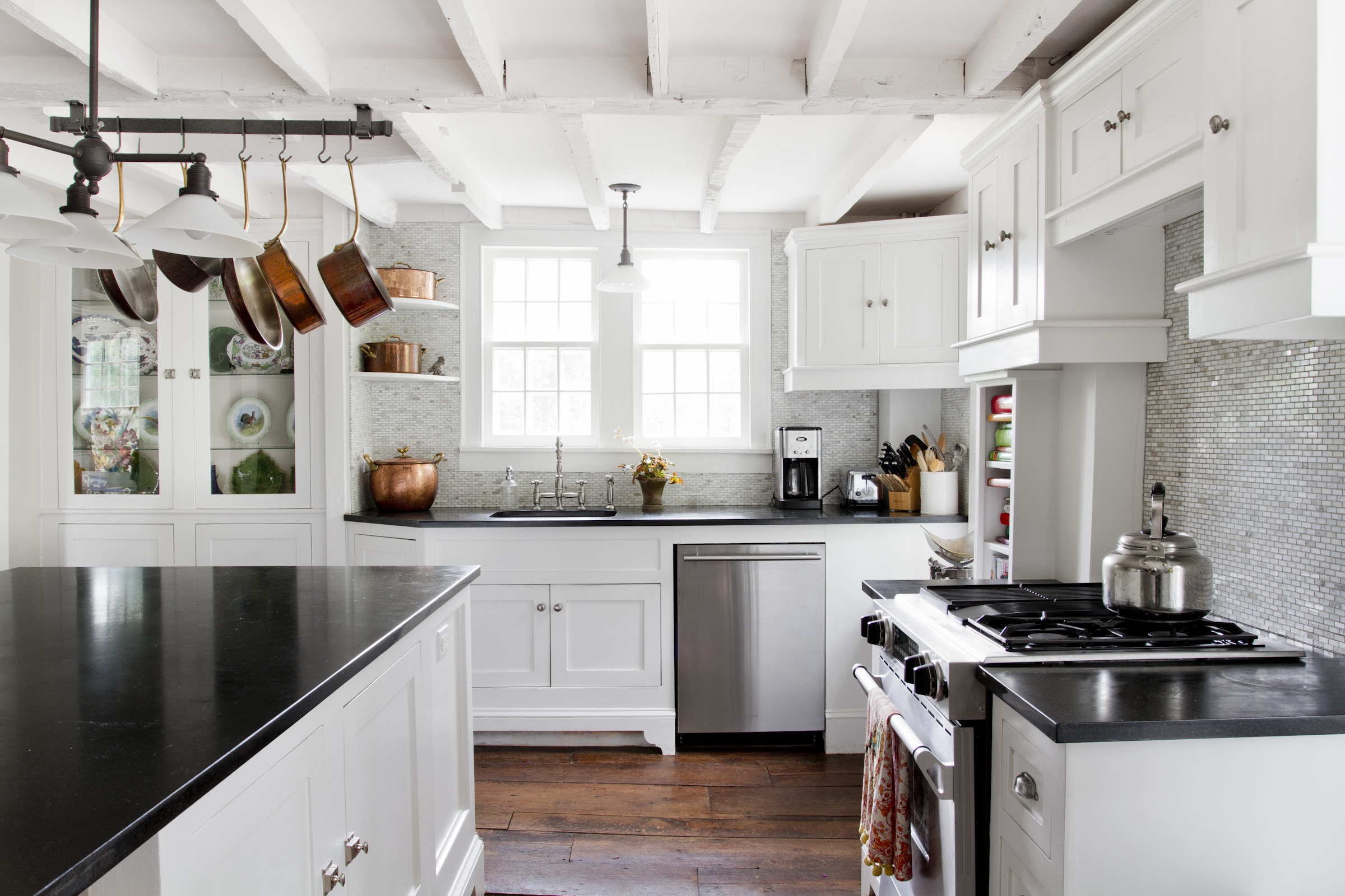 Houzz Survey Contemporary Top Kitchen Style Remodeling Industry News Qualified Remodeler