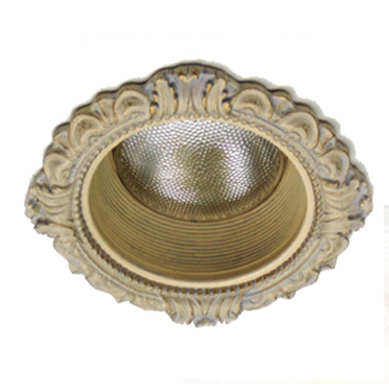 Decorative Recessed Light Trim