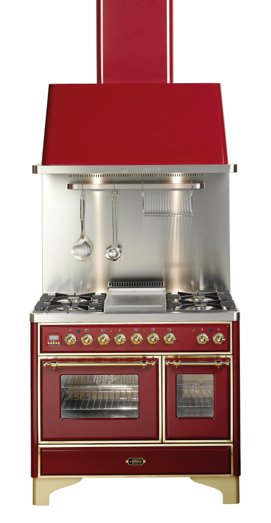 Range Hoods with Infrared Heat Lamps