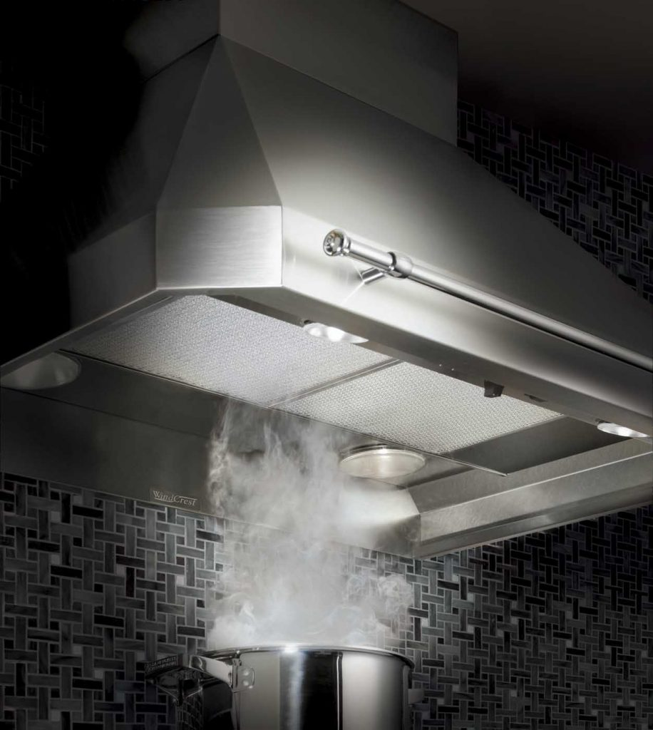 High-Efficiency Ventilation Hoods
