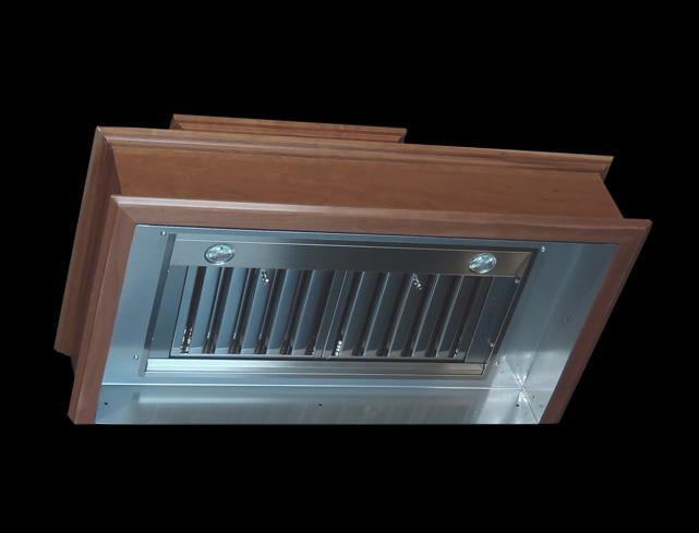 Sirius Professional-Style Ventilation