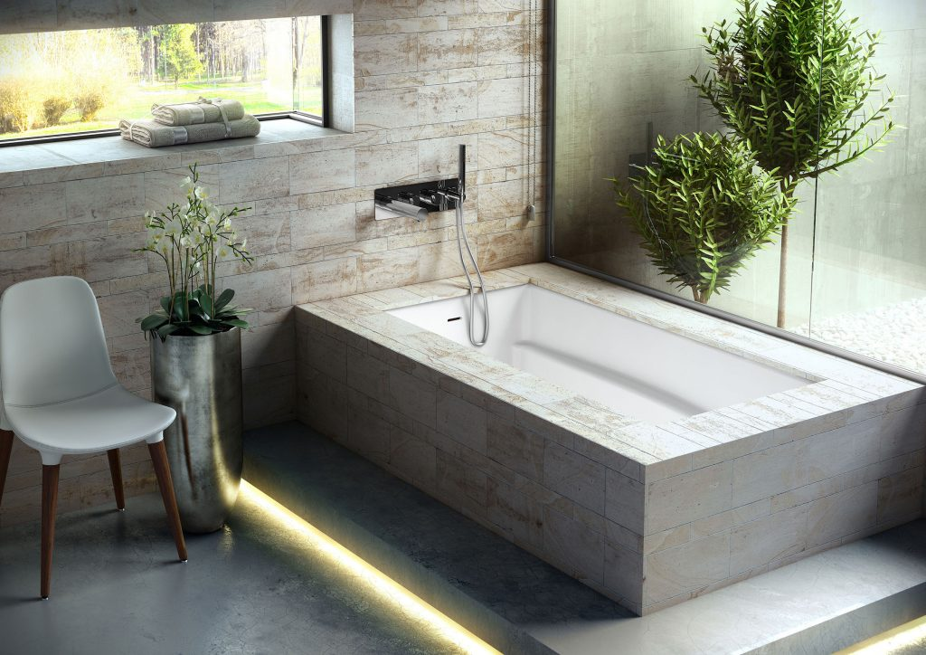 Built-in Tubs