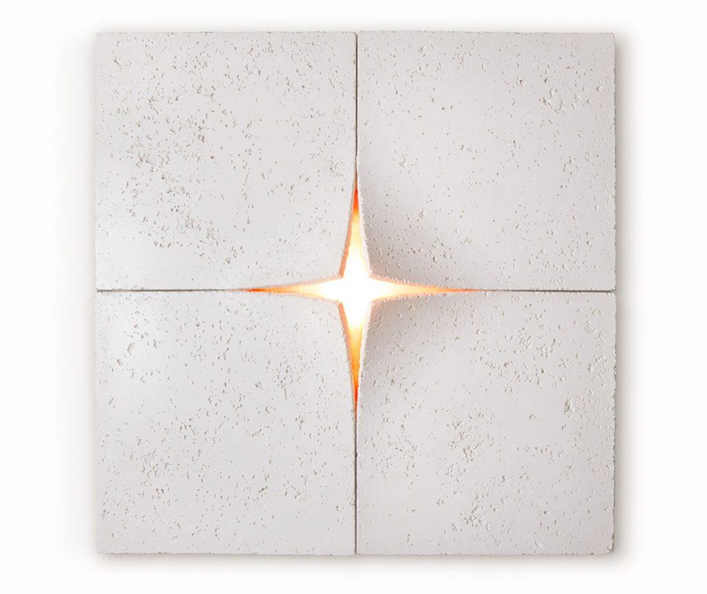 3-D Concrete Tile