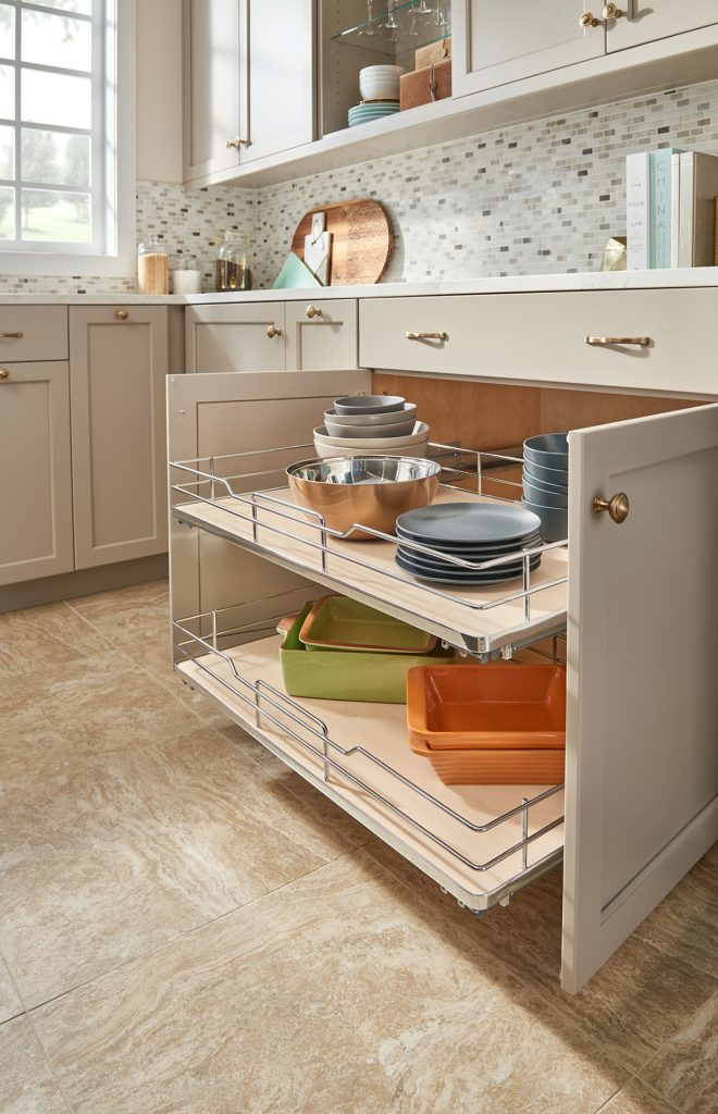 Pullout Shelves Series