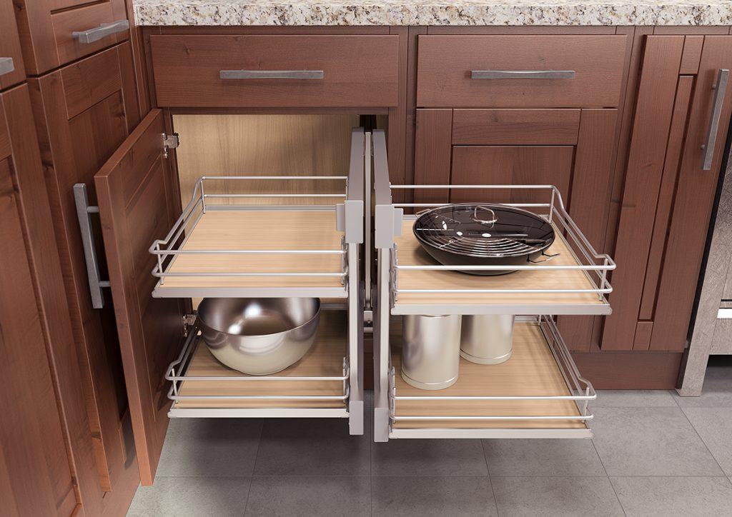 Flex Corner Cabinet