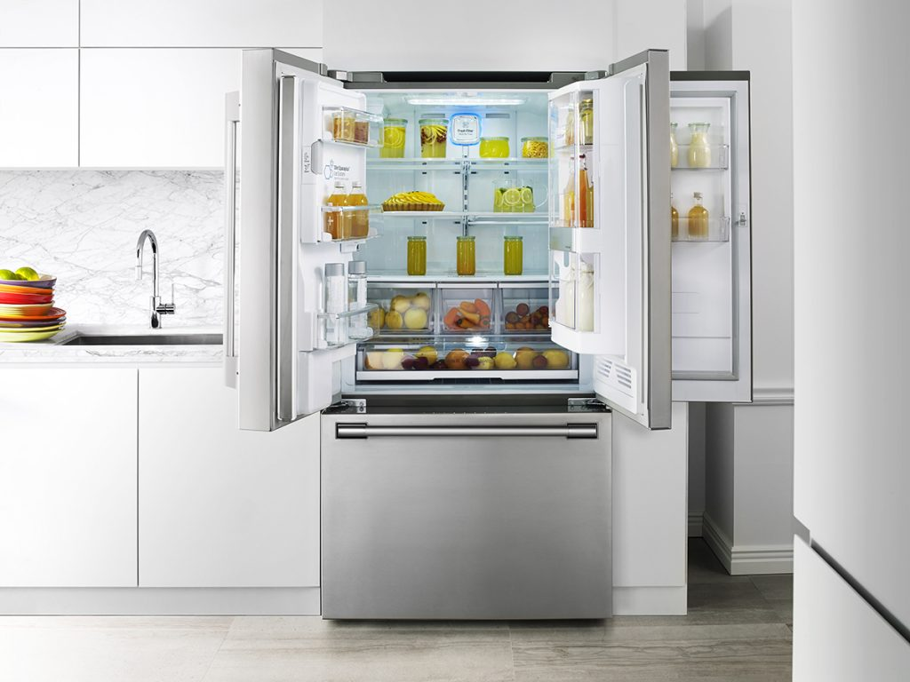 "36"" Counter-depth Refrigerator"