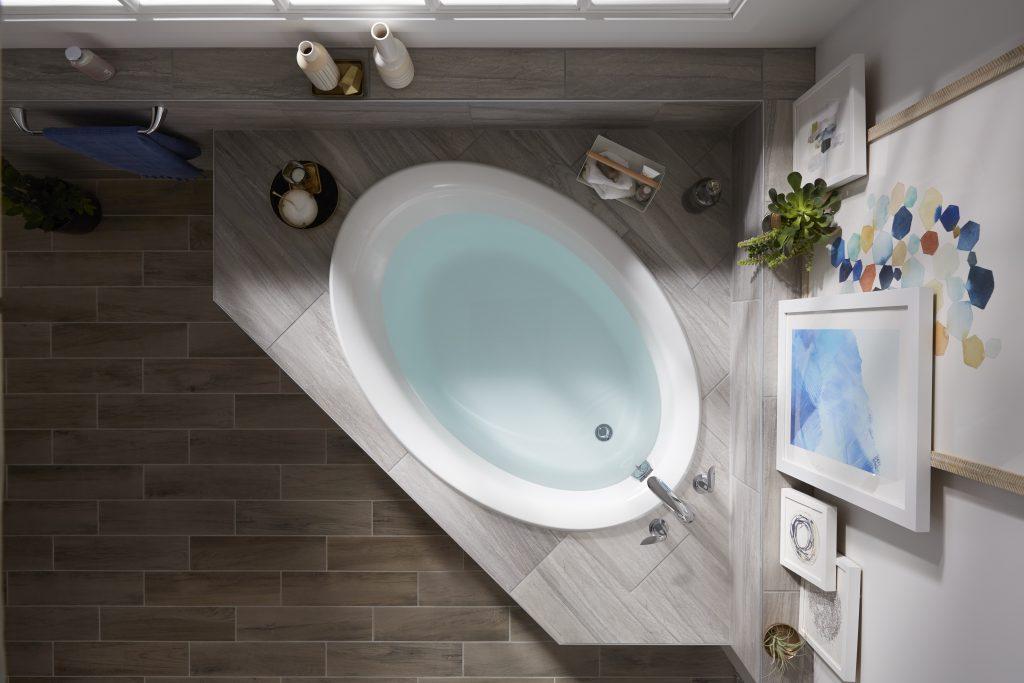 Lawson Oval Drop-in Tub