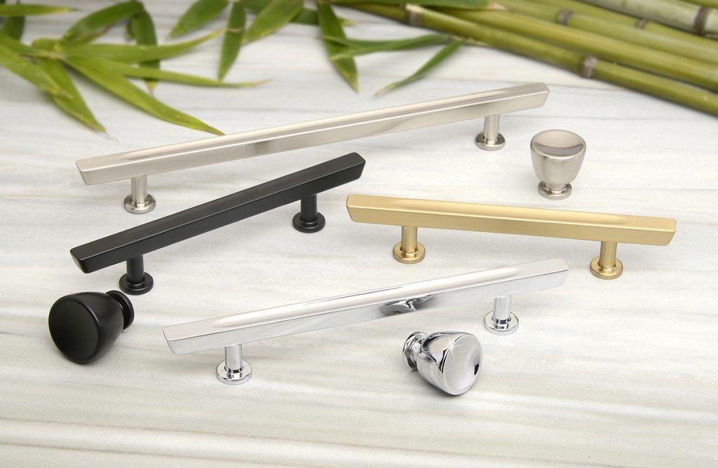 Tiki-Inspired Decorative Hardware