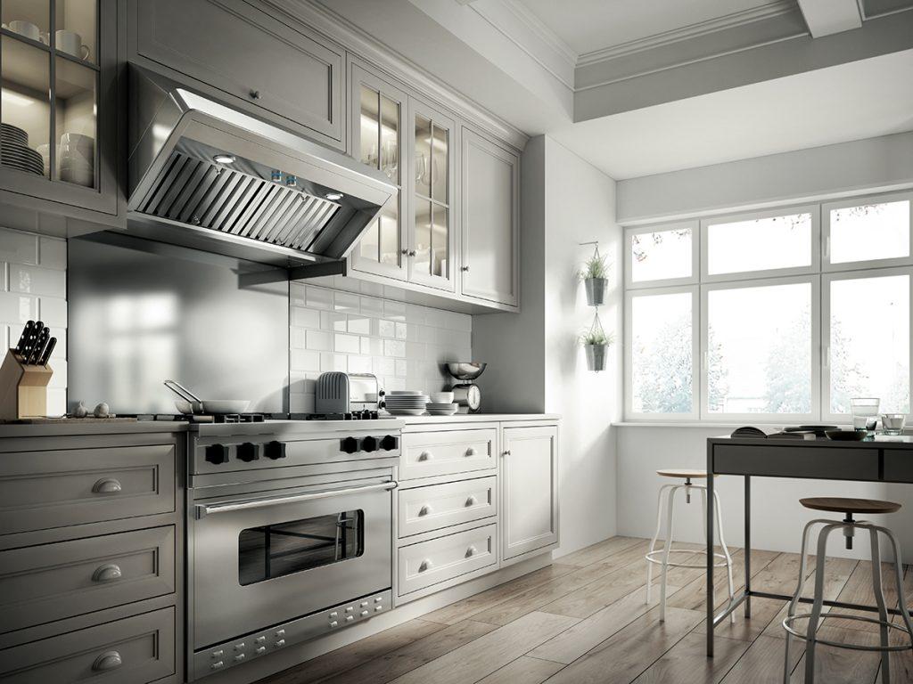Kitchen Range Hoods