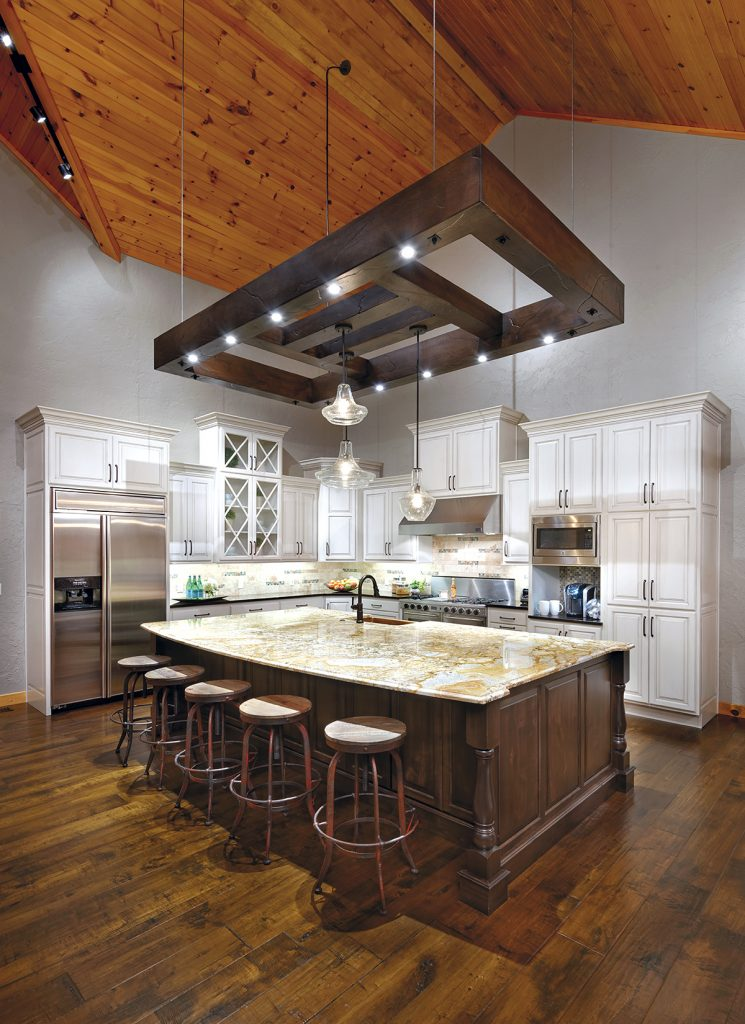 Light Cloud Brings Kitchen to Scale