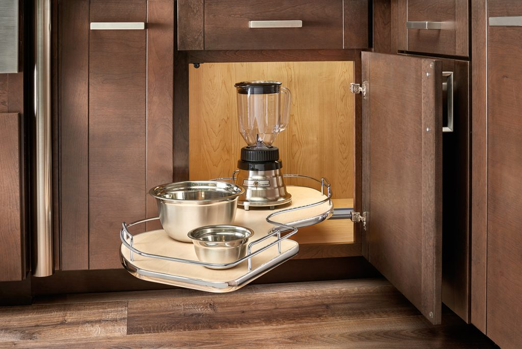 Accessible Cabinet Pullout