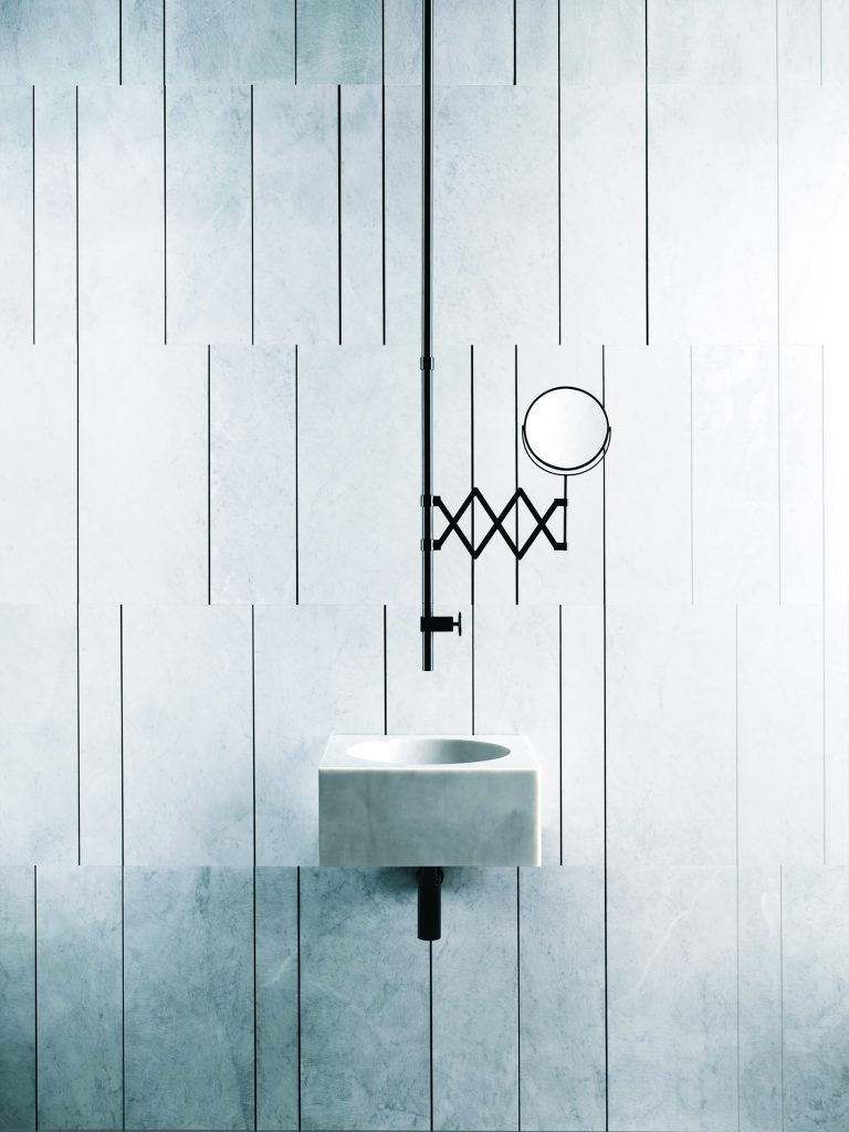 Ceiling Mounted Bath Faucet