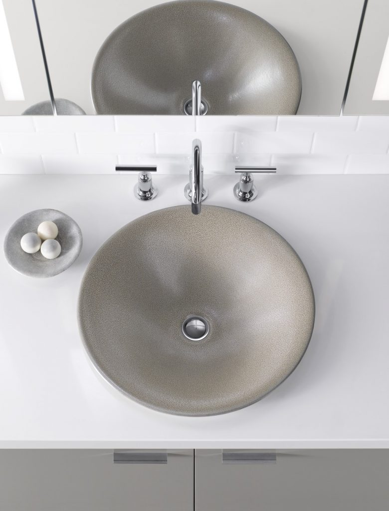 Artist Editions Shagreen Bath Sink