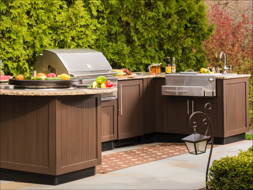 Outdoor Cabinetry