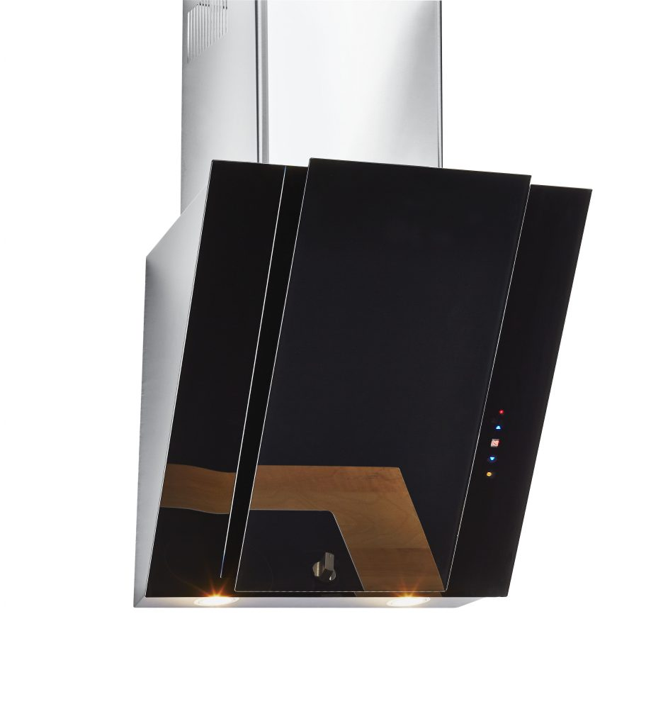 Small-Space Range Hood