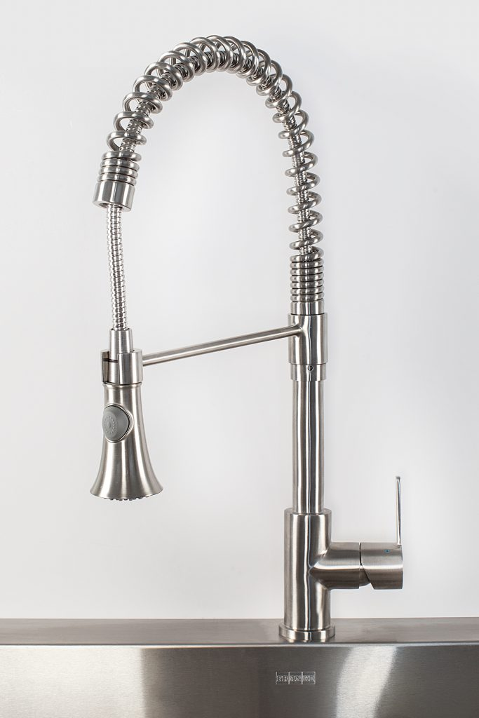 Pull-Down Pro Kitchen Faucet