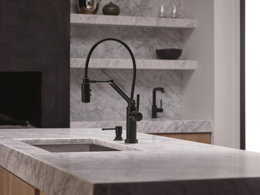 SmartTouch Articulating Kitchen Faucet