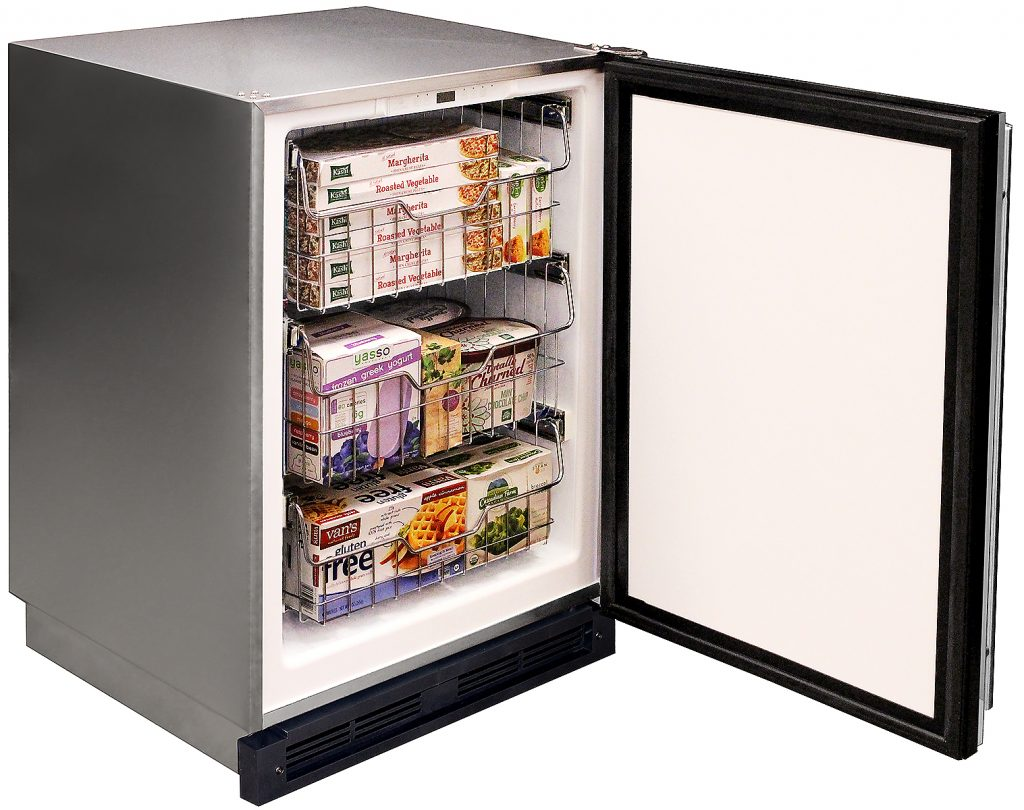 Refrigerator/Freezer Conversion