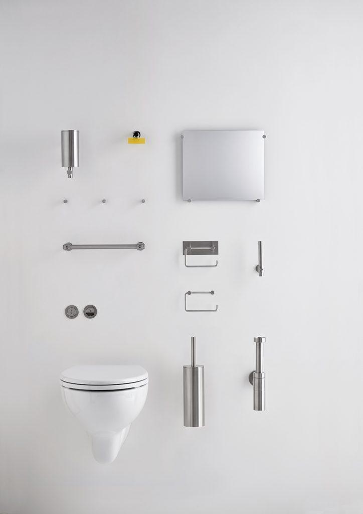 Vola Bath Accessories