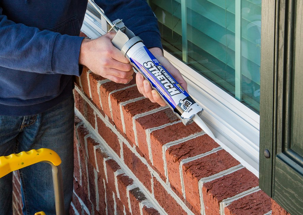 Sealant delivers flexibility, adhesion strength