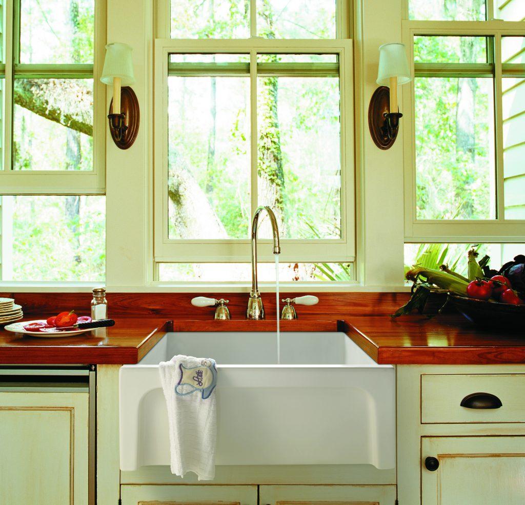 Reversible Farm Sink