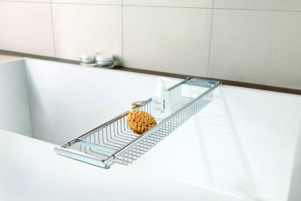 Expandable Bath Rack