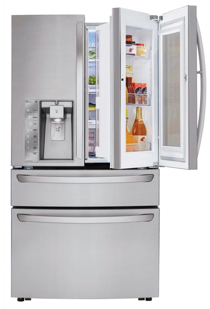 Technologies reduce opening of refrigerator