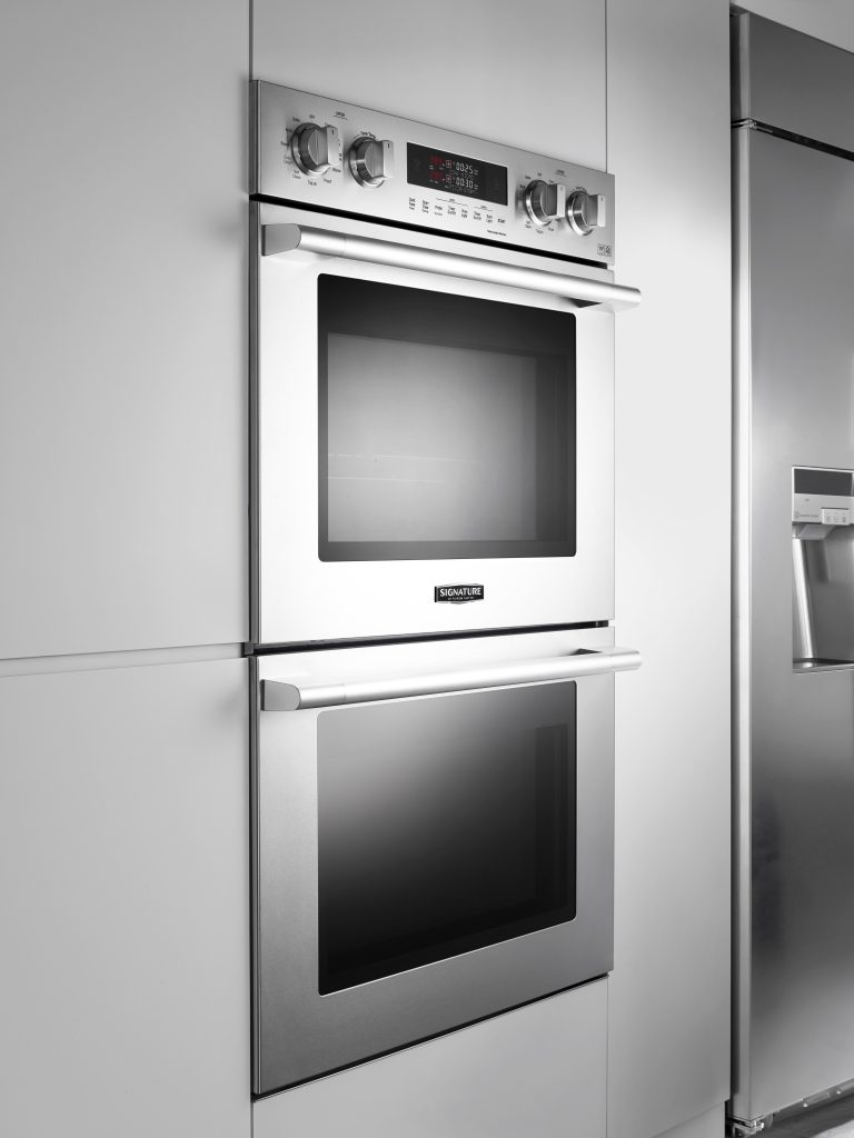 Connected Convection Oven
