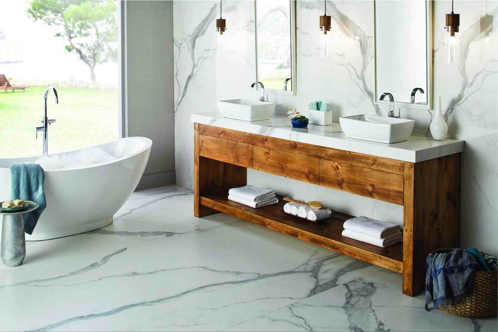 Panoramic Porcelain Surfaces