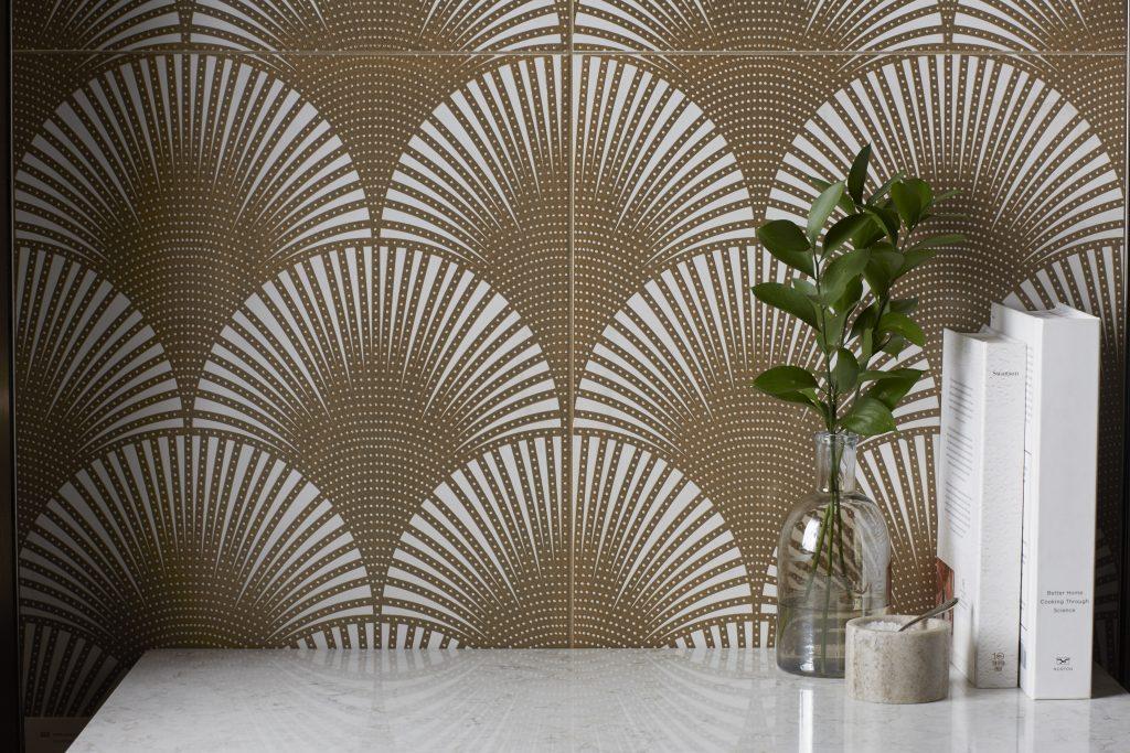 Ermanno Metallic Tile
