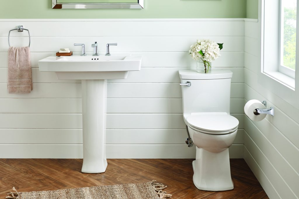 Townsend Bath Collection: Sinks and Toilet
