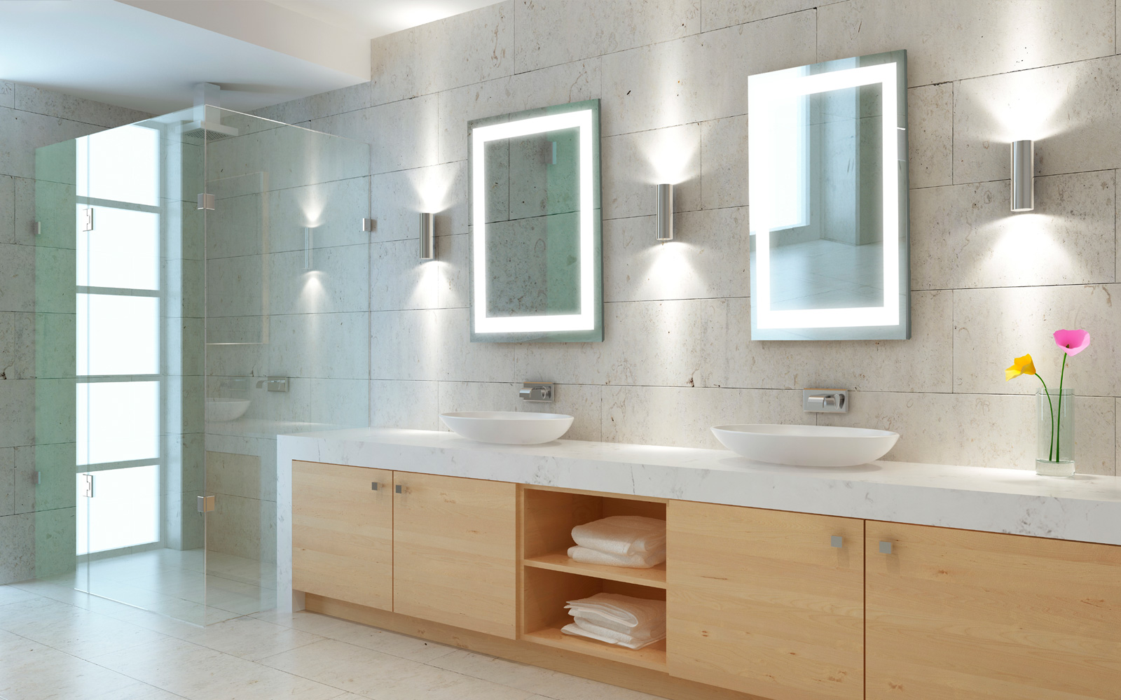 Led Mirrors Remodeling Industry News Qualified Remodeler