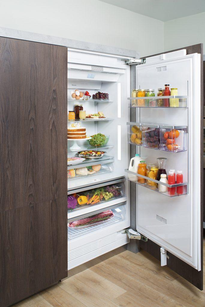 36″ Refrigerator Column